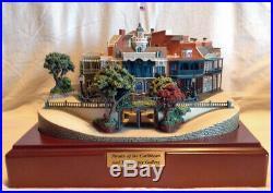 2006 Olszewski Pirates Of The Caribbean Attraction Miniature 1st Edition Mib