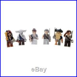3 Lego Ships- Black Pearl 4184, Queen Annes Revenge 4195, New Silent Mary 71042