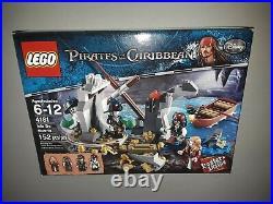 4181 LEGO ISLA DE MUERTADisney Pirates Of The CaribbeanSEALED NIBAUTHENTIC
