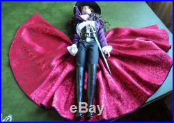 Angelica From Pirates Of The Caribbean 16 Inch Tonner Doll Very Nice