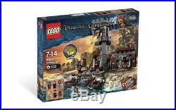BRAND NEW Lego PIRATES OF CARIBBEAN 4194 WHITECAP BAY