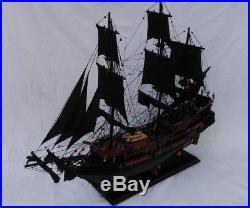Black Pearl Pirate Ship 22 Pirates Of The Caribbean Ship Model L50