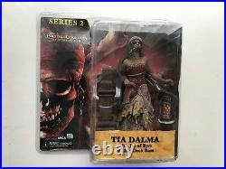 Bnib Neca Pirates Of The Caribbean At World's End Tia Dalma Series 2 Figure