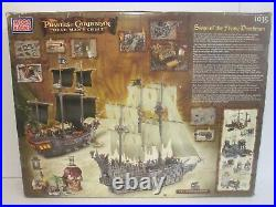 Brand New Sealed Pirates of the Caribbean Mega Bloks Flying Dutchman 1035