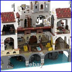 Building Blocks Sets Eldorado Fortress Pirates of Barracuda Bay Toys Bricks Kids