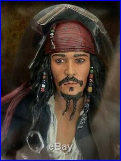 Capt. Jack Sparrow Pirates of the Caribbean Curse of the Black Pearl 18 Inch Fig