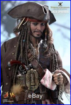 Captain JACK SPARROW Pirates of the Caribbean Dead Men 1/6 Hot Toys Figure 2018
