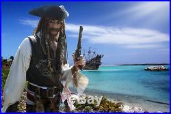 Captain Jack Sparrow Wig Replica