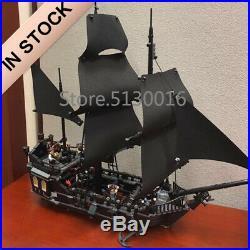 Captain Jack Sparrow's Black Pearl Pirates of the Caribbean Ship