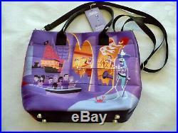 Disney D23 Expo Harveys Pirates of the Caribbean Purse NEW Signed + Free Ship