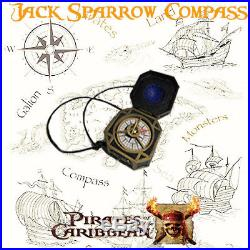 Disney Jack Sparrow's Compass Replica Pirates of the Caribbean Limited Edition