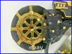 Disney Minnie Mouse The Main Attraction Pirates Of The Caribbean Ear Headband