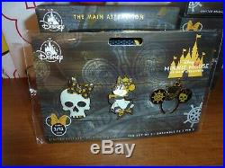 Disney Minnie Mouse The Main Attraction Pirates Of The Caribbean set