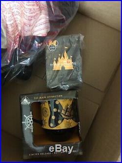 Disney Minnie Mouse The Main Attraction Pirates of the Caribbean Ears & FULL SET