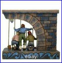 Disney Parks Pirates of the Caribbean''Jail Scene'' Figure by Jim Shore