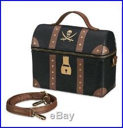 Disney Parks Pirates of the Caribbean Redd Treasure Chest Handbag Purse