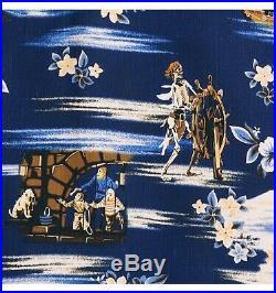Disney Parks Tommy Bahama Pirates Of The Caribbean Hawaiian Shirt Mens XL