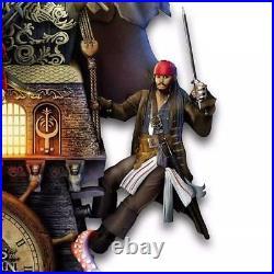 Disney Pirates Of The Caribbean Around The Clock Adventure Cuckoo New Rare Japan