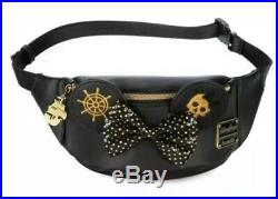 Disney Pirates Of The Caribbean Minnie Main Attraction Hip Fanny Pack Loungefly