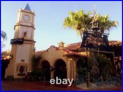 Disney World Magic Kingdom Pirates Of The Caribbean Ride Prop Decor Piece Ring