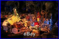 Disney World Magic Kingdom Pirates Of The Caribbean Ride Prop Double Gold Bars