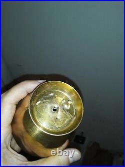 Disney World Magic Kingdom Pirates Of The Caribbean Ride Prop Gold Vase