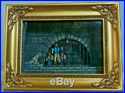 Disney land Olszewski Pirates Caribbean Jail Scene Gallery of Light 40th Event