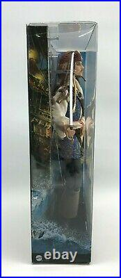 Disney's Pirates of the Caribbean Jack Sparrow Barbie Collector Pink Label Doll