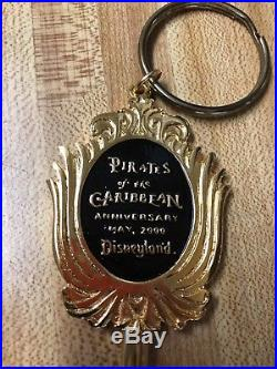 Disneyland Club 33 Pirates of the Caribbean Key- Special Event-Members Only