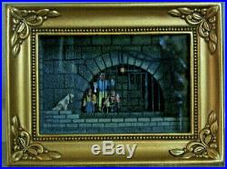 Disneyland Olszewski Pirates Caribbean Jail Scene Gallery of Light 40th Event
