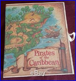 Disneyland PIRATES OF THE CARIBBEAN 5-20-2000 VERY RARE AVAIL. LIMITED EDITION