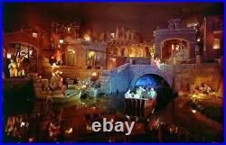 Disneyland Pirates Of The Caribbean Ride Vintage Treasure Chest Bank Gift Shop