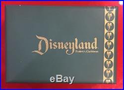 Disneyland Pirates of the Caribbean Pewter Miniatures Set