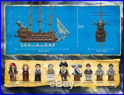 Flying Dutchman Fliegender Holländer Schiff Pirates of the Caribbean Baukästen