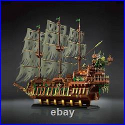 Flying Dutchman Ship Building Blocks Bricks 13138 pirates of the Caribbean