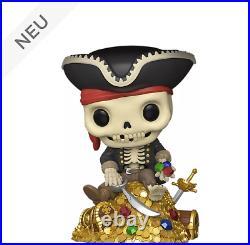 Funko POP! #783 Pirates of the Caribbean Treasure Skeleton Disney Limited Edt