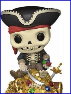 Funko Pop Treasure Skeleton Pirates of The Caribbean