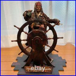 Hot Toys 1/6 Action Figure DX06 Captain Jack Sparrow Pirates Of The Caribbean