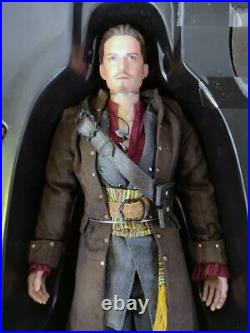 Hot Toys 1/6 Pirates of the Caribbean At Worlds End Will Turner MMS 56