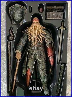 Hot Toys 1/6 Pirates of the Caribbean Davy Jones MMS62