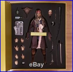 Hot Toys 1/6 Pirates of the Caribbean Jack Sparrow Special Edition DX06 JP