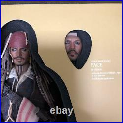 Hot Toys Captain Jack Sparrow Pirates Of The Caribbean Action Figure DX 06 1/6