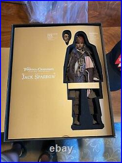 Hot Toys DX15 Pirates Of The Caribbean Dead Men Tell No Tales Jack Sparrow 1/6