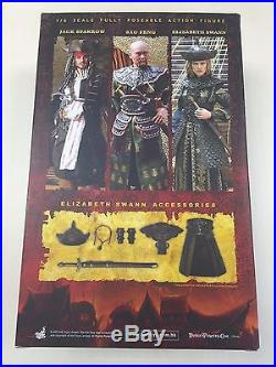 Hot Toys MMS 43 Pirates of the Caribbean At World's End Elizabeth Swann NEW