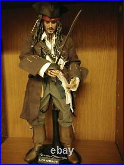Hot Toys Movie Masterpiece DX Pirates of the Carribean 1/6 Figure Jack Sparrow