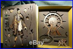 Hot Toys Pirates Of The Caribbean Jack Sparrow Dx06 Sideshow Exclusive