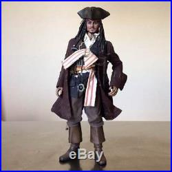 Hot Toys, Pirates of the Caribbean Captain Jack Sparrow, figure