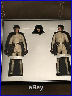 Hot Toys Sideshow Deluxe DX07 1/6 Luke Skywalker Bespin Outfit Exclusive