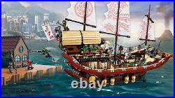 Imperial Flagship 10210 fits Lego Pirates of the Caribbean