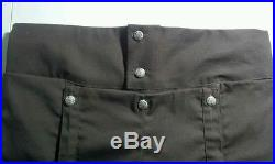 Jack Sparrow Breeches/potc/pirates Of The Caribbean/pirate Pants/pirate Breeches
